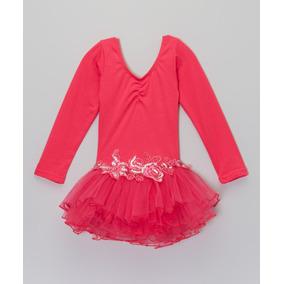 Malla Bailarina Danza Disfraz Nena Import Fc - Xl (6a8 Años)