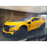 Chevy Camaro 2016 Bumblebee Transformers Escala 1 :24 Metal