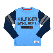 Playera Tommy Hilfiger Kids Casual Manga Larga 4/5