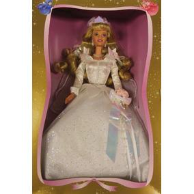 Barbie Bela Adormecida Aurora Noiva Sleeping Beauty Wedding