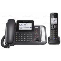 Telefono Panasonic 2 Lineas Alambrico Inalambrico Expandible