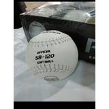 Pelota Softball Tamanaco Sb-120 Nacional