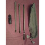 Antigua Baqueta Para Limpiar Rifle/escopeta