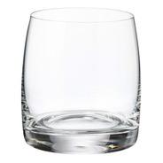 Vasos Cristal Bohemia De Whisky O Agua Mesa Set X 6 290ml