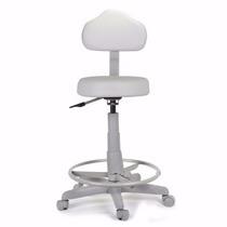 Novo Cadeira Mocho Standard Estética Com Apoio De Pés Estek