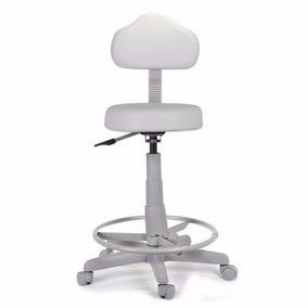 Cadeira Mocho Standard Estética Com Apoio De Pés Estek
