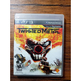 En Venta Twisted Metal Playstation 3 Ps3 Excelente Estado !!