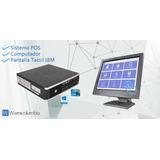 Sistema Pos Monitor Ibm Con Pc Y Software