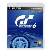 Gran Turismo 6 - Ps3 - The Real Driving Simulator Semi-novo