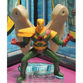Coleção Mc Donalds Hawkman. Justice League Action.