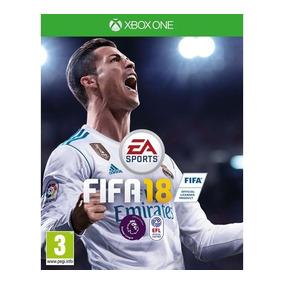 Jogo Fifa 18 Xbox One (fifa 2018) Midia Fisica Lacrado Pt Br