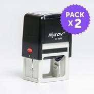 Nykon 38 (32x55mm) Pack Por 2 . Sellos Por Mayor