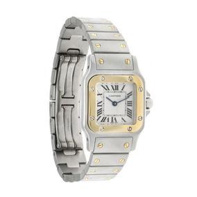 Reloj Cartier Para Dama Modelo Santos.-120791957
