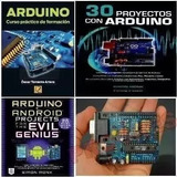Colección Imprescindible 15 Libros De Arduino