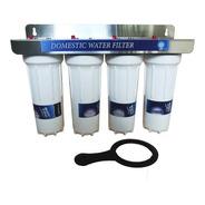 Filtro De Agua Conexion 1/2 Carcasa 10 Pulgadas Purificador