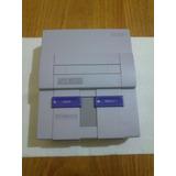 Consola Super Nintendo Nueva Jamás Estrenada - Flamante