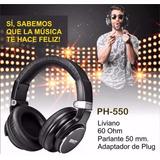Microfono Inalambrico Vincha Vhf Skp Pro Audio