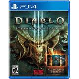 Diablo Iii: Eternal Collection Ps4 Físico Sellado Env Gratis