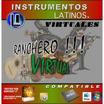 Samples Kontakt Ranchero Virtual Musica Mexicana