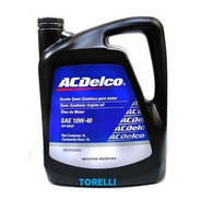 Aceite Motor 10w40 Acdelco