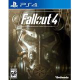 Fallout 4 Ps4 Formato Fisico Juego Playstation 4