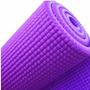 Colchoneta Mat Yoga Pilates Gimnasia Fitness Enrollable Gym