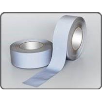 Faixa Refletiva P/uniformes 10mts Prata 5 Cm