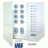 Teclado Alarma Dsc Pc1555 Uss