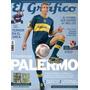 Revista El Grafico 4362 Boca Juniors Martín Palermo