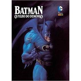 Batman Filho Do Demônio Edição De Luxo Frete Grátis