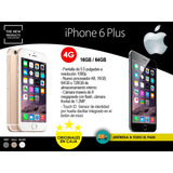 Iphone 6 Plus 16gb En Caja Nuevo