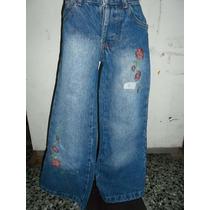 3 Pantalos Jeans Chicos Nenes Y Nenas Talle 2-4-6-8-10-12-14