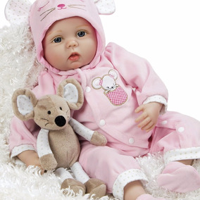 Boneca Reborn Paradise Galleries Real Life Weighted Baby