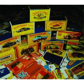 Matchbox Reprobroxes Todas Las Series 1:75