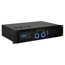 Amplificador Potencia Op 2800 500 W Oneal 1 Ano Garantia
