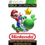 Emulador De Super Nintendo Para Xbox 360 Destravado Rgh