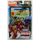 Marvel Universe Spider-man & Captain Britain Comic Pack #65
