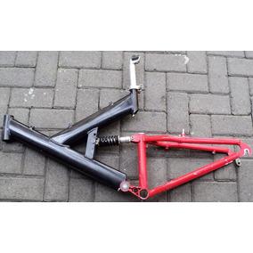 Quadro Bike Bicicleta Alfameq Puma Full Tam 18 Aro 26 Vbrake