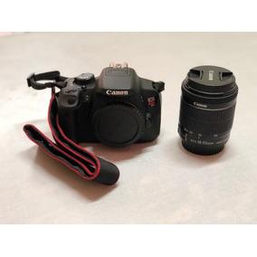 Canon T5i / Eos 700d - Câmera Dslr