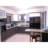 Muebles De Cocina A Medida Fabrica Linea Platinum Completo