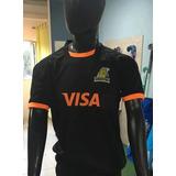 Camiseta Rugby Jaguares Imago