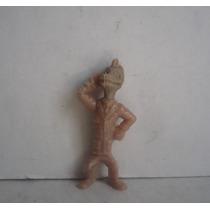 Chofer Taxi Cocodrilo - Juguete Bootleg - Figura Escala