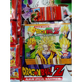 Album Dragon Ball Z 2017 De Navarrete Completo