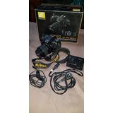 Vendo Cámara Nikon D7100 Muy Buen Uso Particular