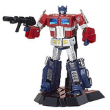 Juguete Transformers Figura Hybrid Optimus, Platinum Edition