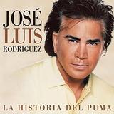 Cd Jose Luis Rodriguez La Historia Del Puma Open Music Sy