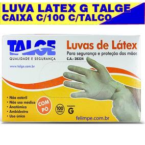 Caixa De Luvas Latex G Branca - Beleza e Cuidado Pessoal no Mercado ... f7a77d3a97