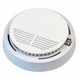 Detector De Humo Inalambrico 433mhz Sistema De Alarma