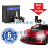 Kit Luces Led Cree Peugeot 205 405 504 505 16.000 Lms Promo