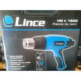 Pistola De Calor , Lince, 2000 W, Mode: Hg K 1600, Oferta!!